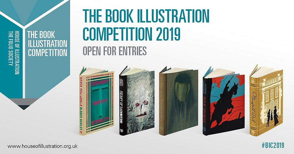 The book Illustration Competition | BIC 2019 | Toronto Artists